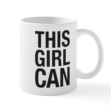 This Girl Can Mug
