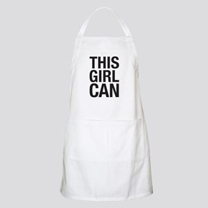 This Girl Can Light Apron