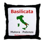 Basilicata Throw Pillow