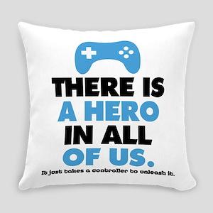 Gaming Hero 2 Everyday Pillow