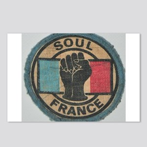 FRENCH NORTHERN SOUL Postcards (Package of 8)