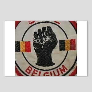 BELGIUM NORTHERN SOUL Postcards (Package of 8)
