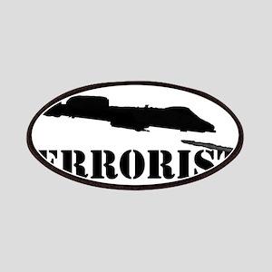 I A-10 Terrorists Patch
