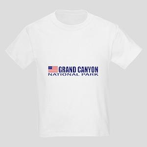 Grand Canyon National Park Kids Light T-Shirt