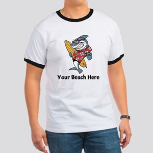 Personalize Shark T-Shirt