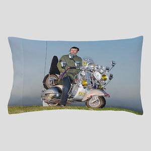GS VESPA MOD Pillow Case