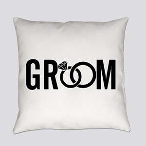groom Everyday Pillow
