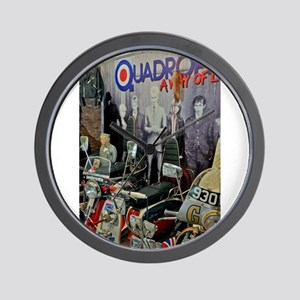 QUADROPHENIA Wall Clock