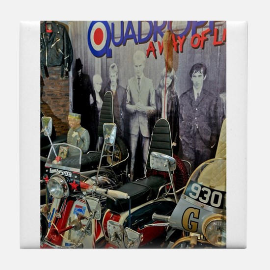 QUADROPHENIA Tile Coaster