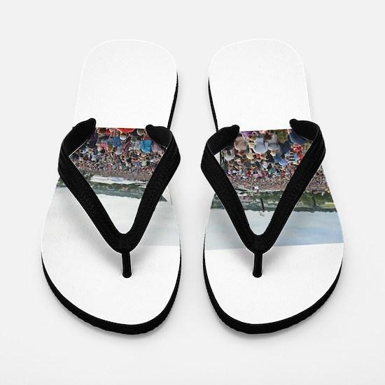GLASTONBURY Flip Flops