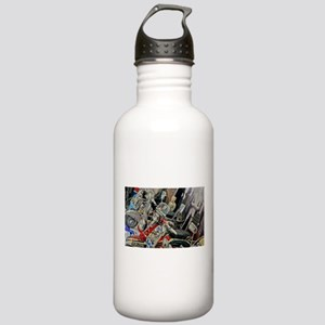 MODS SCOOTERS QUADROPH Stainless Water Bottle 1.0L
