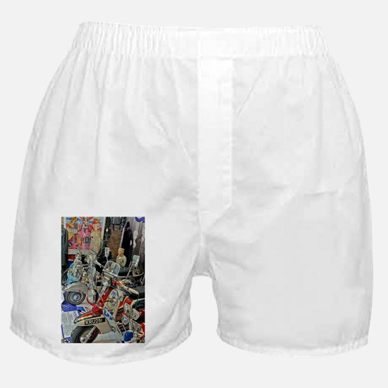 SCOOTERS , MODS GS Boxer Shorts