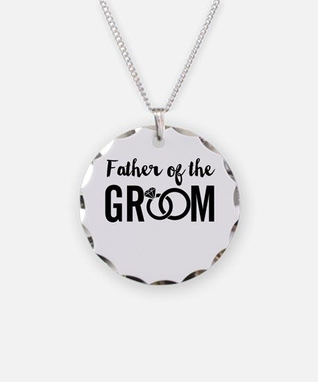 Father of the Groom Necklace