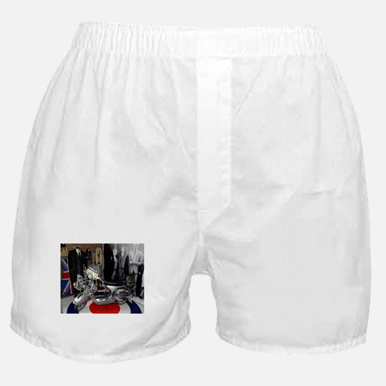 ACEFACE SCOOTER,MOD Boxer Shorts