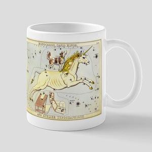 Vintage Unicorn Constellation Mugs