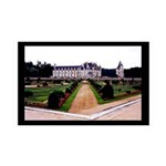 Chateau Chennonceau France 35x21 Wall Decal