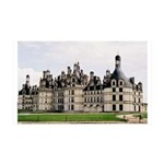 Chateau Chambord France 35x21 Wall Decal