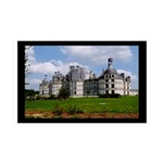 Chambord France 35x21 Wall Decal