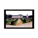 Chateau Chennonceau 35x21 Wall Decal