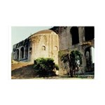 Rome Italy 35x21 Wall Decal