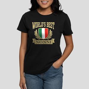 World's Best Nonni Women's Dark T-Shirt