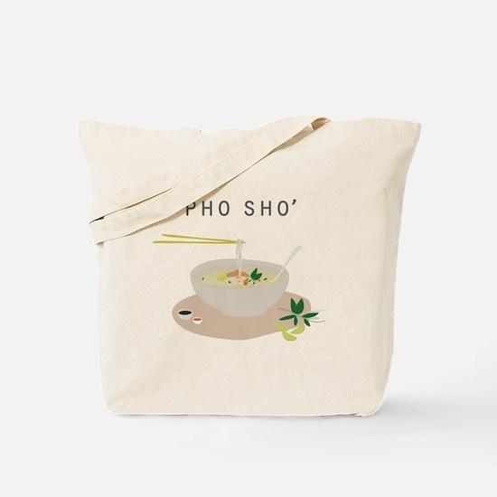 Cool Pho Tote Bag