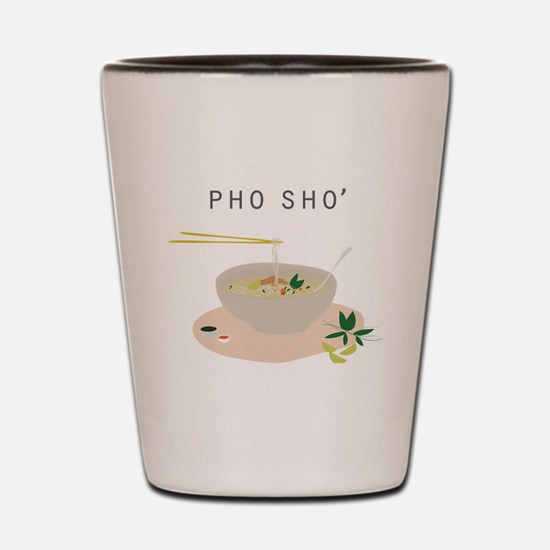 Cute Soup Shot Glass