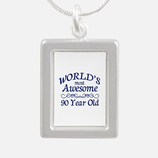90 years old Necklaces