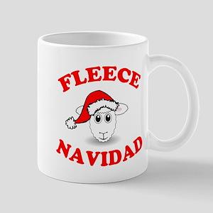 Fleece Navidad Mugs