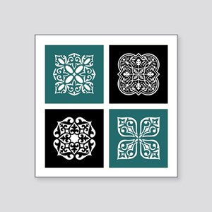 BOHO TILE Sticker