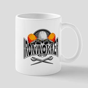 Ironworker Skulls Mugs