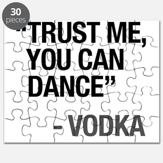 Unique Vodka Puzzle