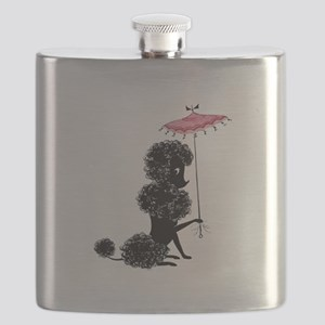 Pretty Polly Poodle - Flask
