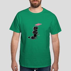 Pretty Polly Poodle - Dark T-Shirt