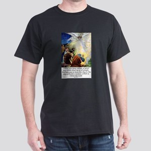 Angel Tidings of Great Joy Dark T-Shirt