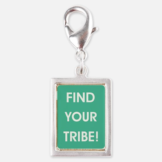 FIND YOUR TRIBE! Charms