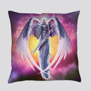 Guardian Angel Everyday Pillow