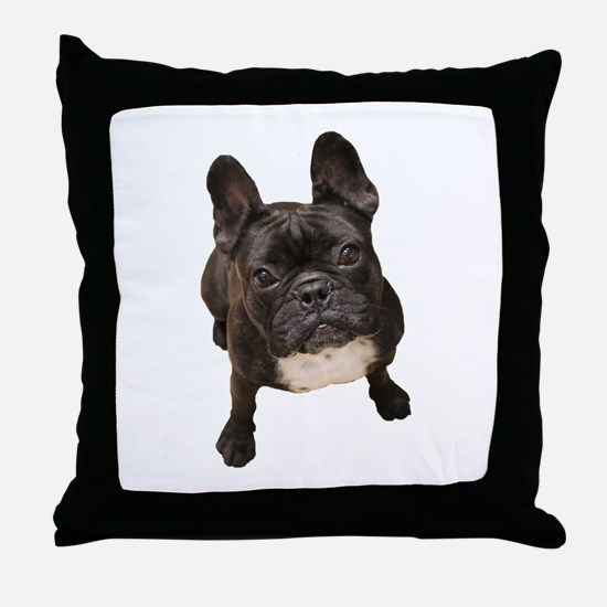Cute Pet mom Throw Pillow