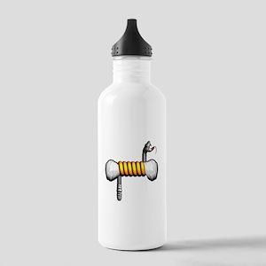 Don't Tread On Vaping Water Bottle
