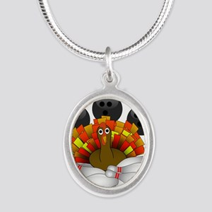 Bowling Strike! Bowling Turkey Necklaces
