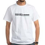 Proud To Be A Vegetable Grower T-Shirt