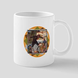 Krampus Whuppass Mugs