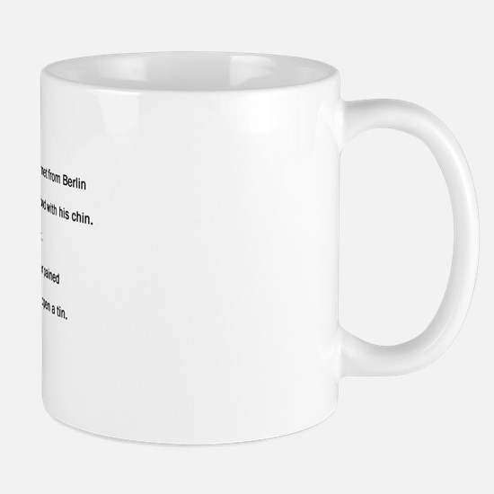 Gourmet Limerick Mug