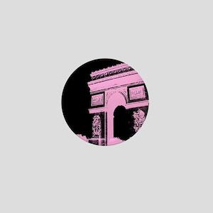 Arc de Triomphe paris Mini Button