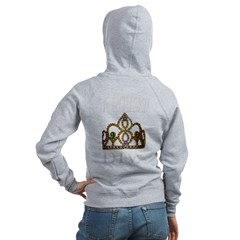 Plein Air State Of Mind Women's Zip Hoodie
