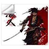 Bushido Wall Decals