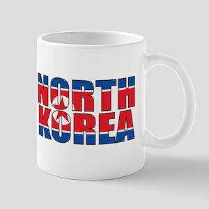 North Korea Mugs