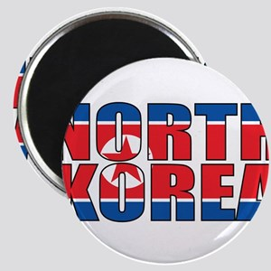 North Korea Magnets