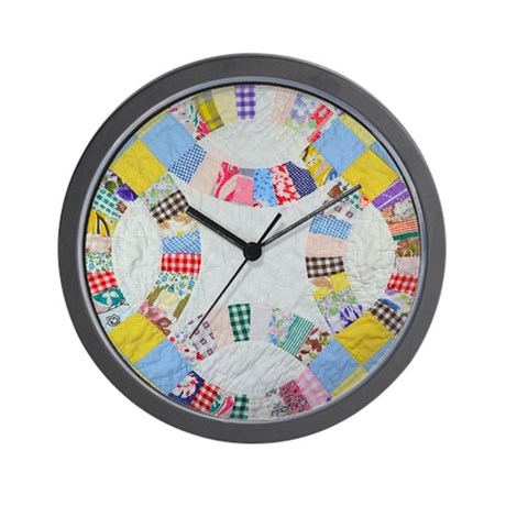 How to Design a Clock in Patchwork
