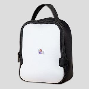 Guardian Angel Neoprene Lunch Bag